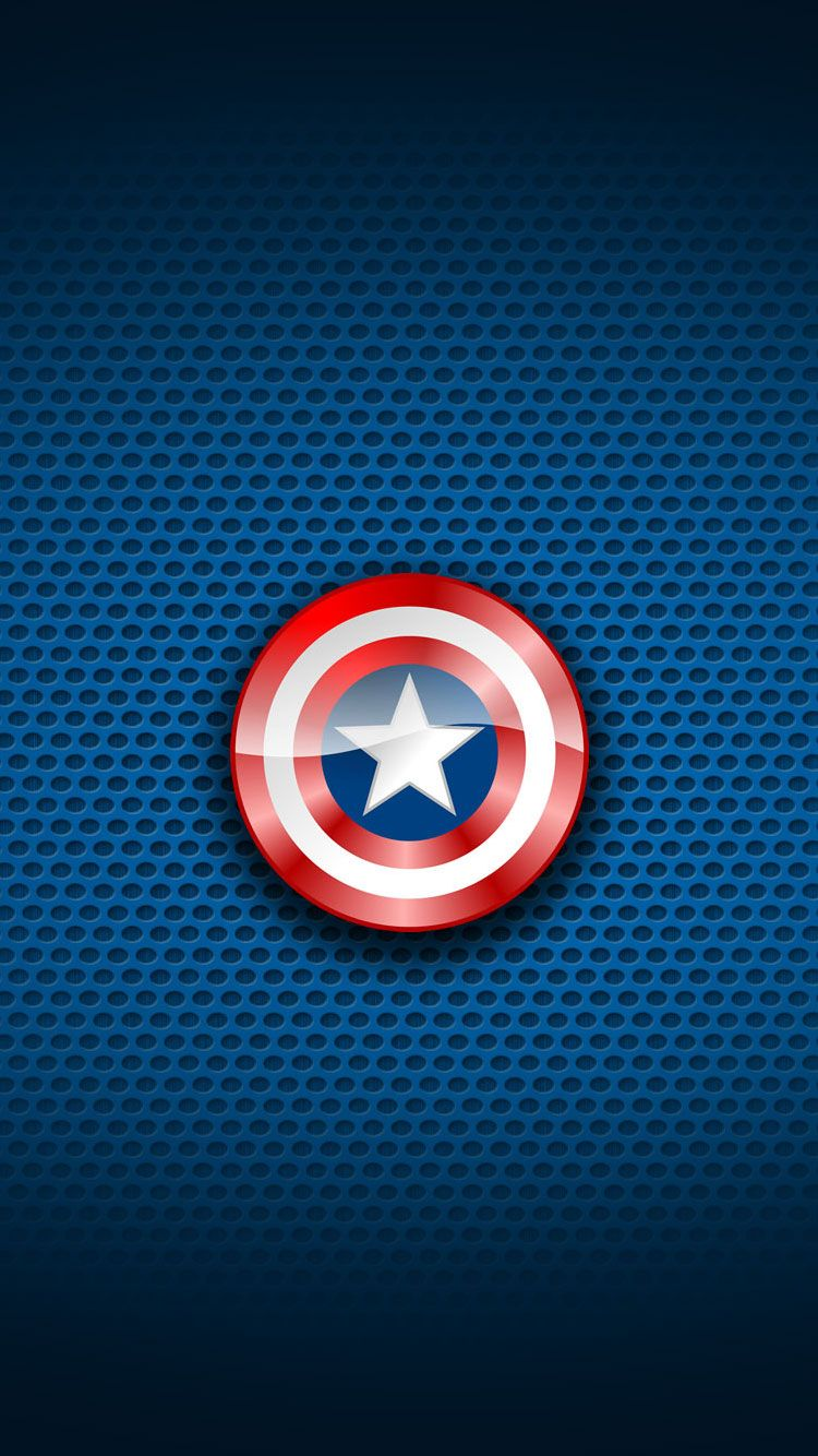 Happy 4th Of July 2015 Best Iphone 6 Wallpapers Captain America Wallpaper Captain America Shield Wallpaper Superhero Wallpaper