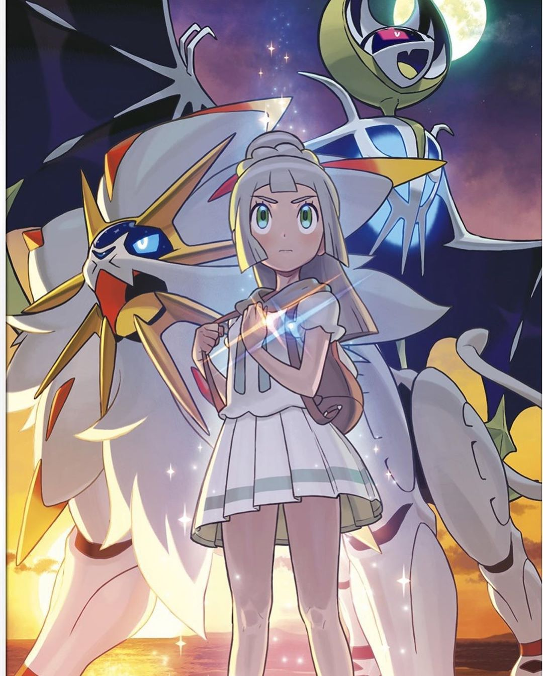 Some Pretty Solid Official Lillie Artwork Official Pokemon Tcg Artwork Pokemon Gladion Pokemon Pokemon Alola