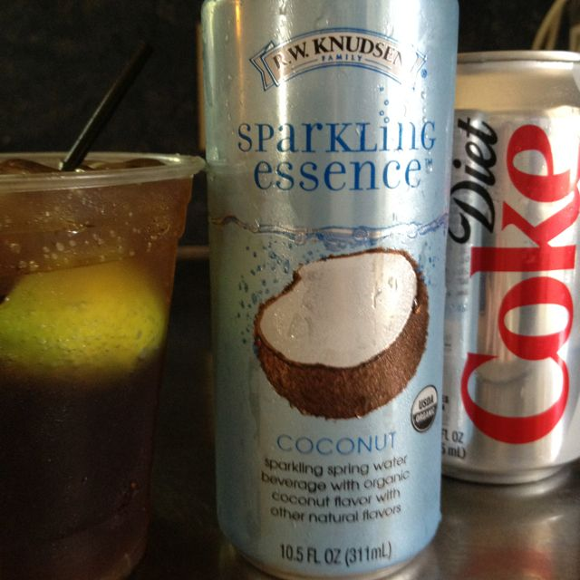Nikki S Coconut Lime Mocktail Tastes Like Malibu Rum Coke