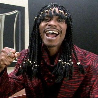 dave chappelle as rick james i m rick james b tv movie