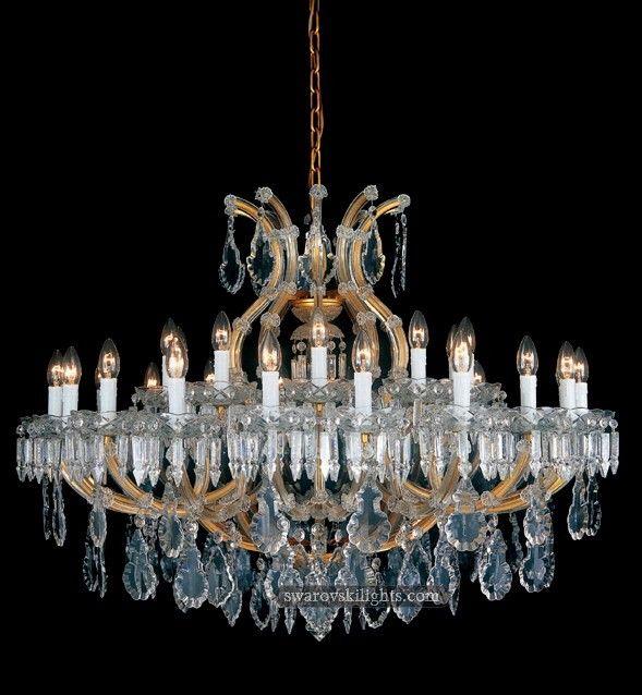 394061 Maria Theresa Chandeliers Zhongshan Sunwe Lighting Co Ltd