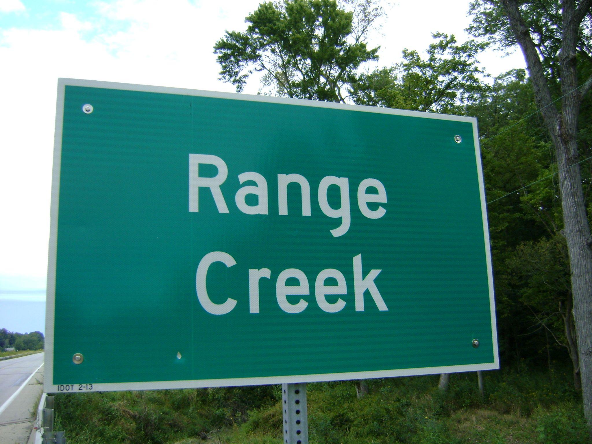 IL 130 over Range Creek Bridge