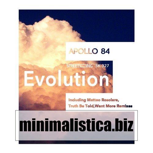 Apollo 84  Evolution - http://minimalistica.biz/apollo-84-evolution/