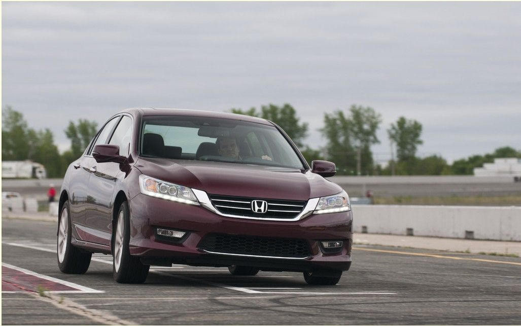 2014 Honda Accord Sport CVT \\ Tuned in 2014 honda
