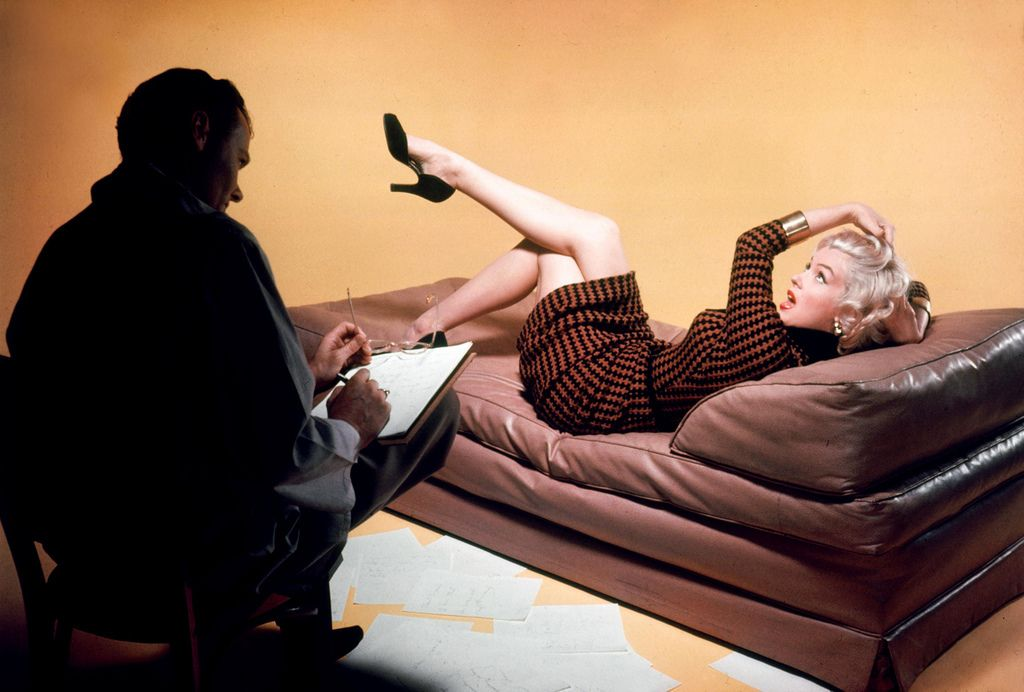 Marilyn Monroe by John Florea