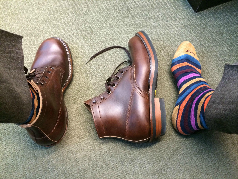 Gd Sq Wsaywt R Goodyearwelt Boots Shoe Boots Dress Shoes Men [ 1836 x 2448 Pixel ]
