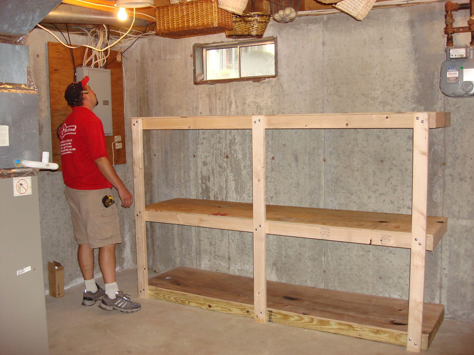 Wood garage storage cabinets plans garage storage ideas nuts bolts blog archive great amipublicfo Image collections