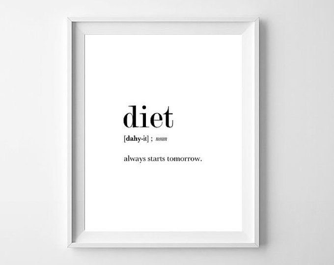 Hangry Print Kitchen Decor Wall Hangry Digital Download Funny