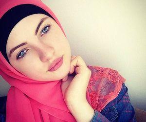 Tchetchene Chechen Hair Cover Beautiful Hijab Girl Hijab