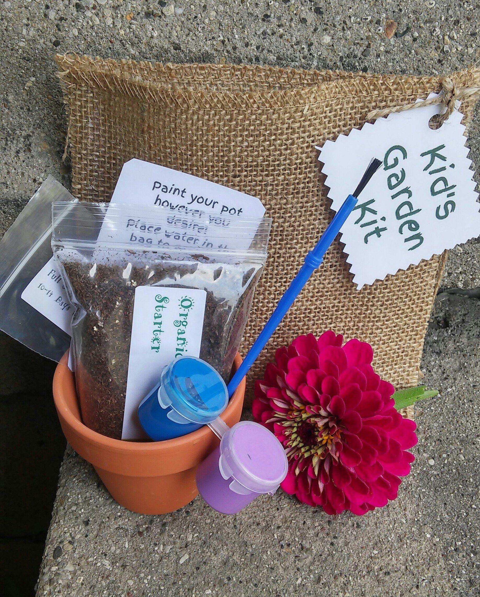 Science For Kids Plants Kit For Kids Activity For Kid Kids Garden
