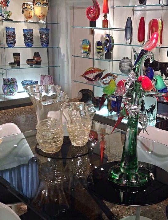 Murano Art Glass Galery in Venezia