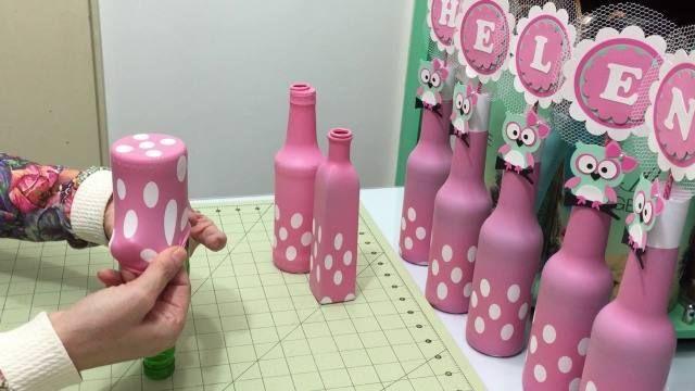 I0 Wp Com Tarjetasimprimibles Com Blog Wp Content Uploads 2016 05 13335563 472954689575845 7580587824746362 Cómo Decorar Botellas Decoración De Botellas Globos
