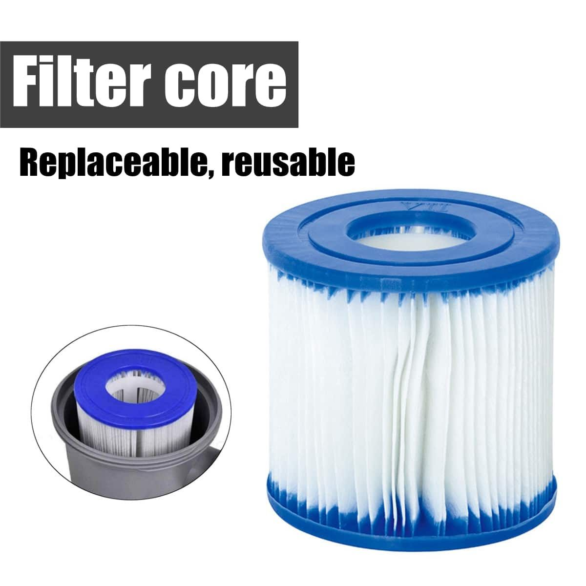 how to clean swimming pool filter cartridges