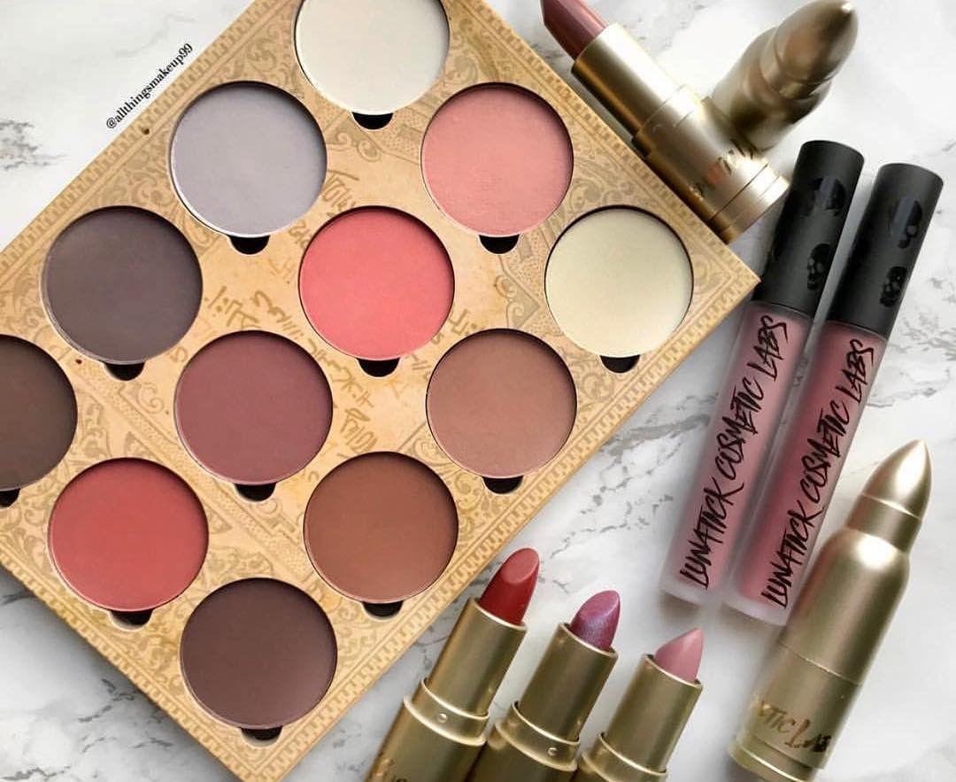 Lunatick Cosmetic Labs en México Maquillaje