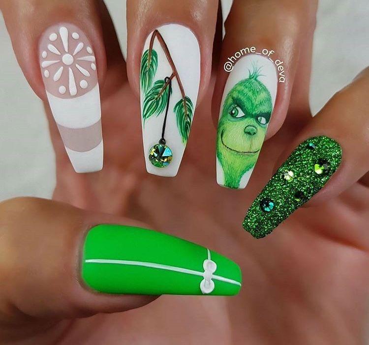 Pin de Marxe Monterroza en Nails art. (Diseño de uñas) | Pinterest ...