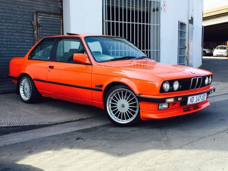 1988 Bmw 325i Shadowline City Centre Gumtree South Africa