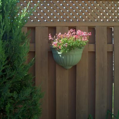 raise fence line privacy