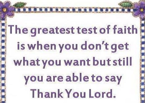 Faithfulness is God's requirement; fruitfulness is His reward