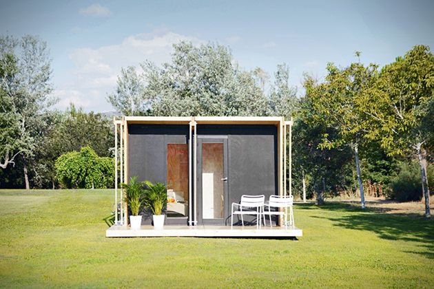 ViVood Prefab Tiny House | HiConsumption