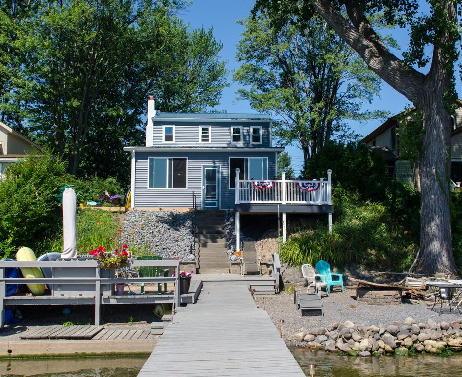 Excellent Cottage Vacation Rental In Seneca Falls Ny Usa From Vrbo Download Free Architecture Designs Intelgarnamadebymaigaardcom