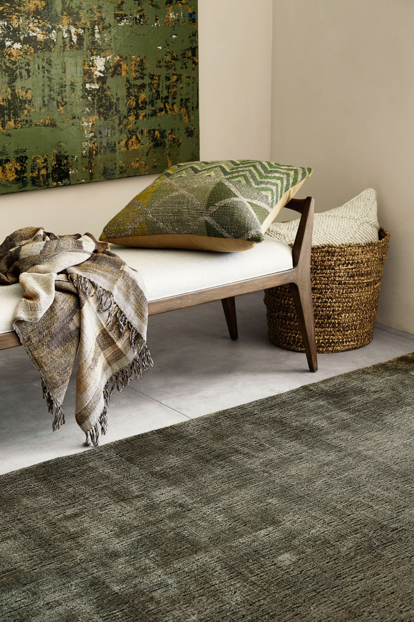 Ed By Loloi Gramercy Gy 01 Graphite Rug