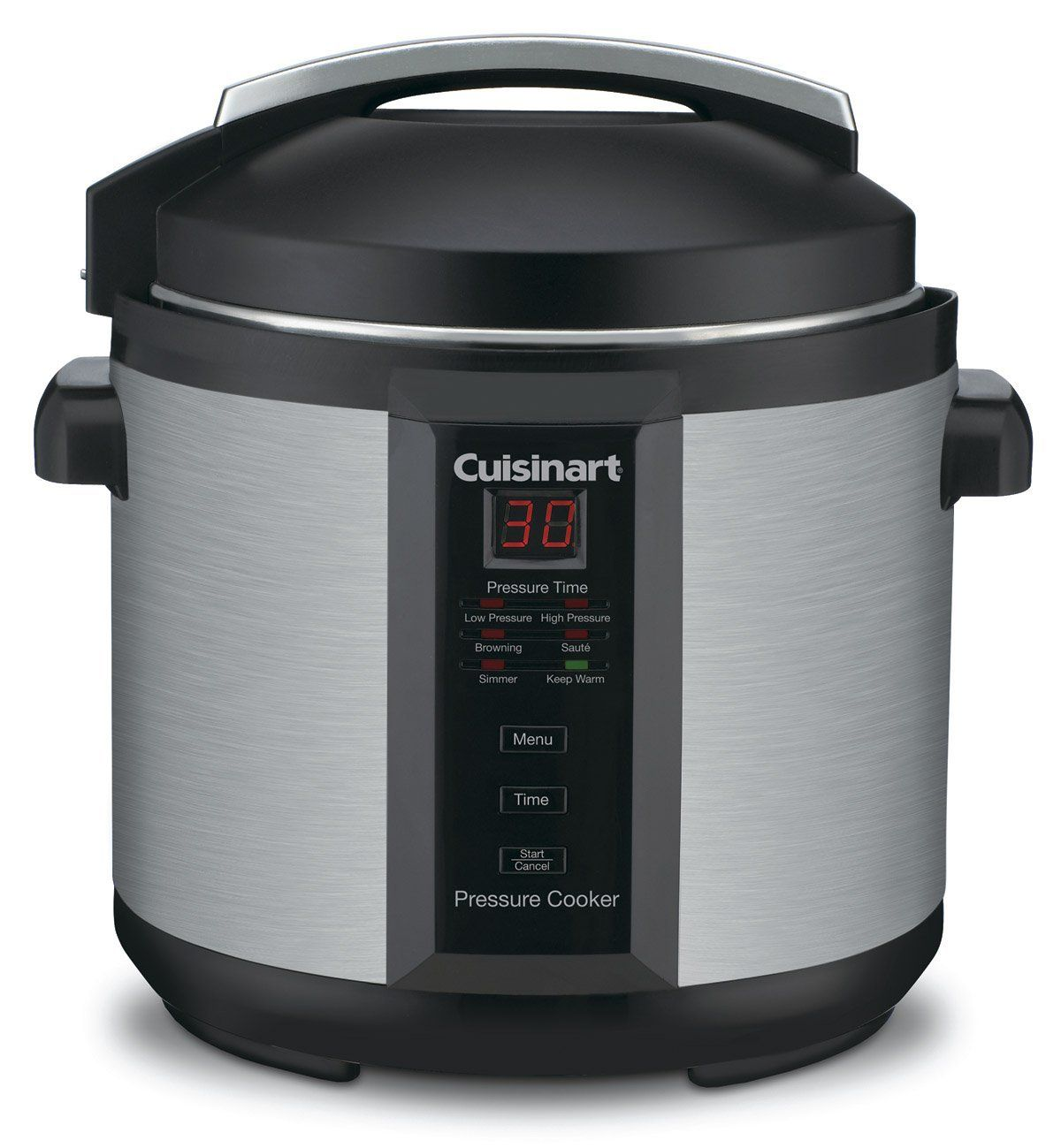 Cuisinart CPC-600 6 Quart 1000 Watt Electric Pressure Cooker (Stainless Steel) >>> You can find out more details at the link of the image.