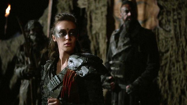 The 100 Clarke And Lexa Wallpaper Google Search