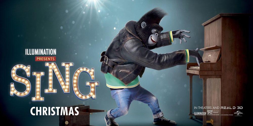 Taron Egerton In Sing 2016 Sing Movie Sing 2016 Singing