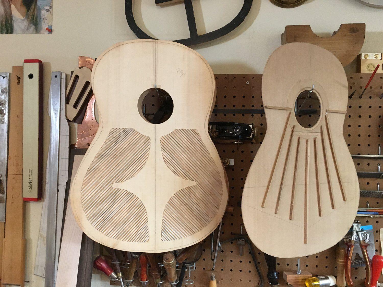 Blog Michael Thames Guitars Guitar Building Luthier Guitar Guitar Design