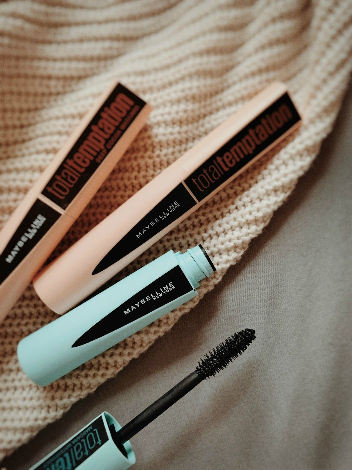 NEW Maybelline Total Temptation Mascara Review in 2020