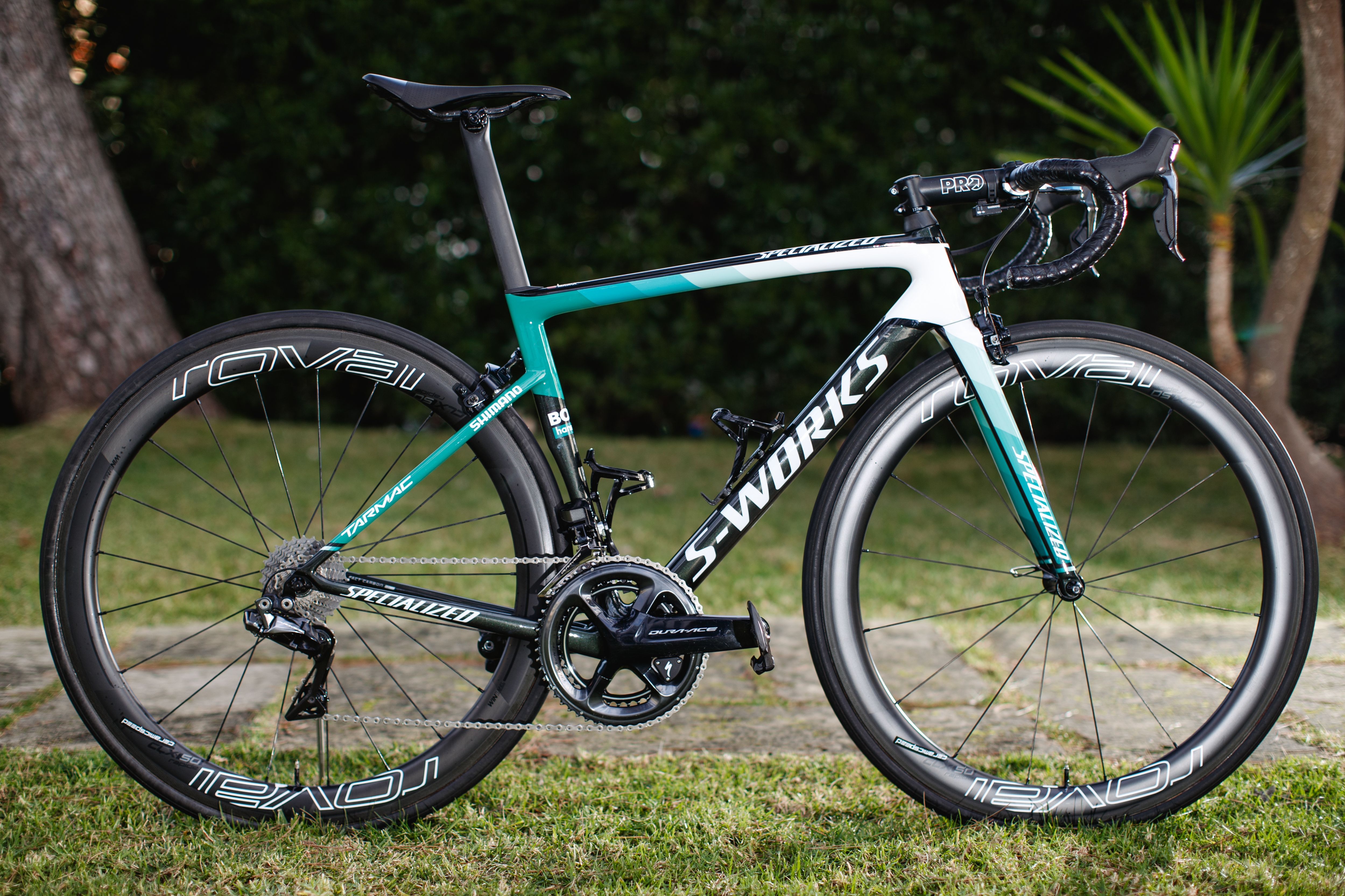 Pro Bike New Colours For Bora Hansgrohe S Specialized Tarmac