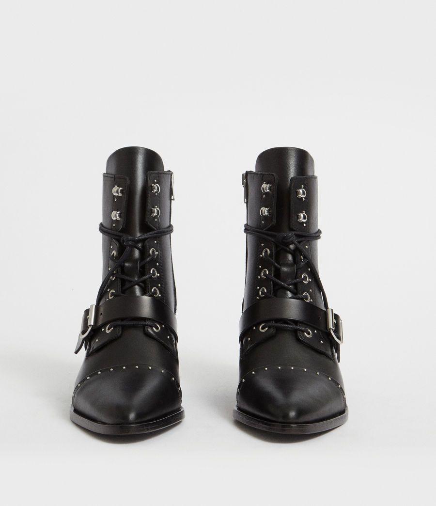women's black boots on sale