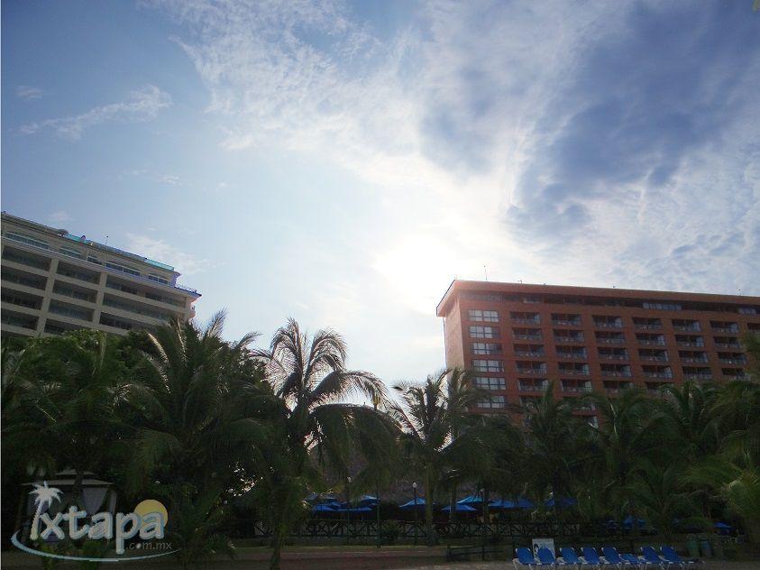 Hoteles en Ixtapa