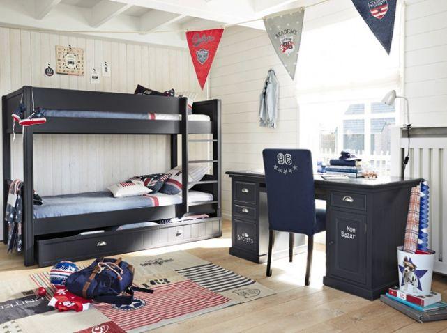 Adoptez le lit superposé pour vos enfants   Elle Décoration