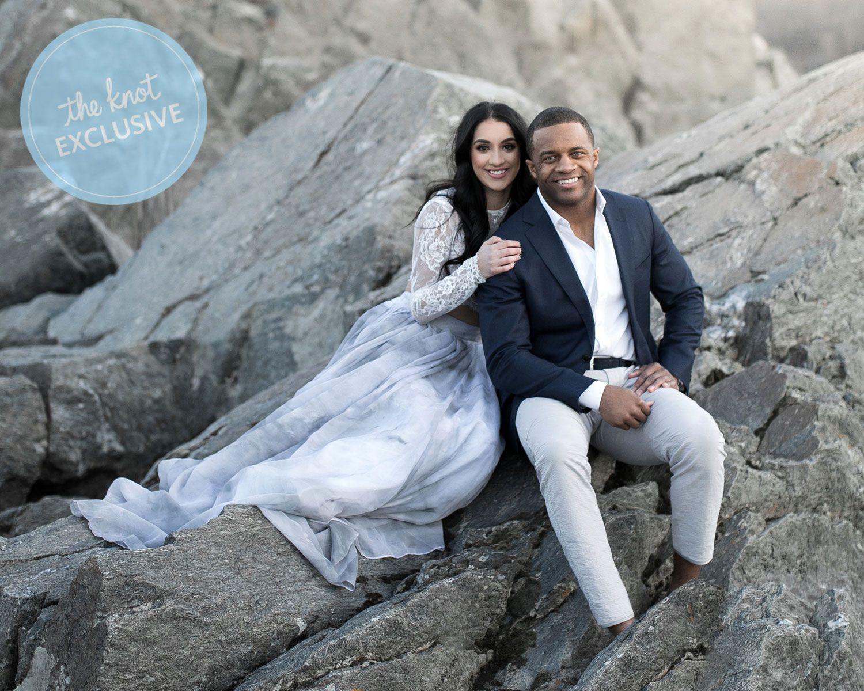 Nfl Player Randall Cobb Is Officially Married To Longtime Love Aiyda Ghahramani