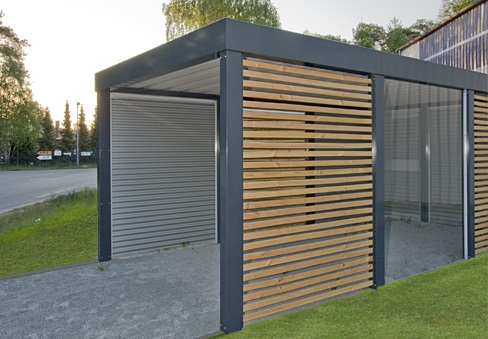 Create The Design Of Your Barndominium Carports Or Let Barndominiumfloorplans Provide Models For You You Can Hav Carport Designs Modern Carport House Exterior