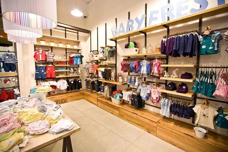 retail children store fit out | Clothing store design, Kids clothing store  design, Shop interior design