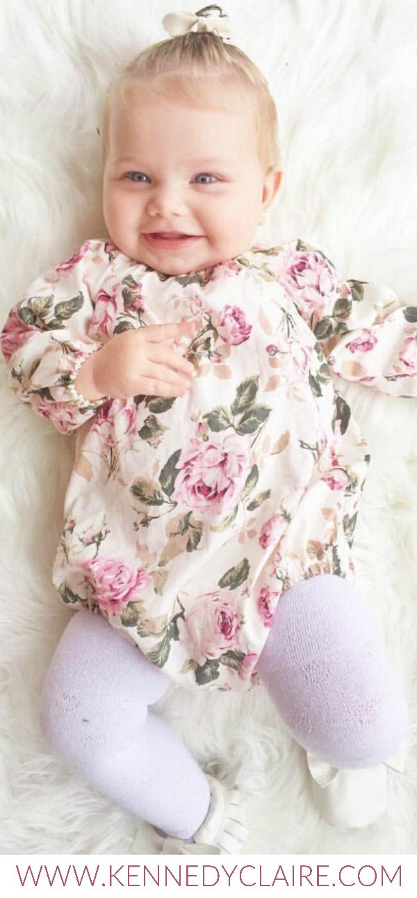 Adorable Online Baby Girl Clothing Boutique Featuring Unique