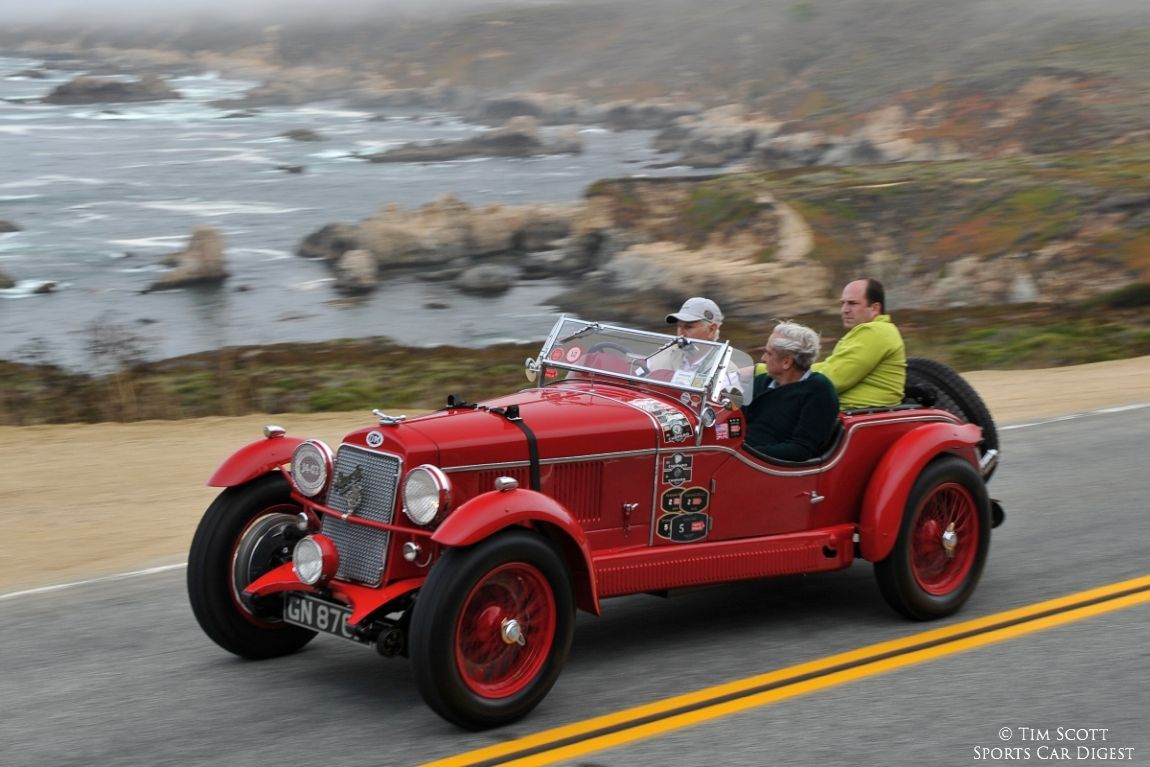 1929 OM 665 SS MM Team Car Sport Milano Roadster http://classic ...