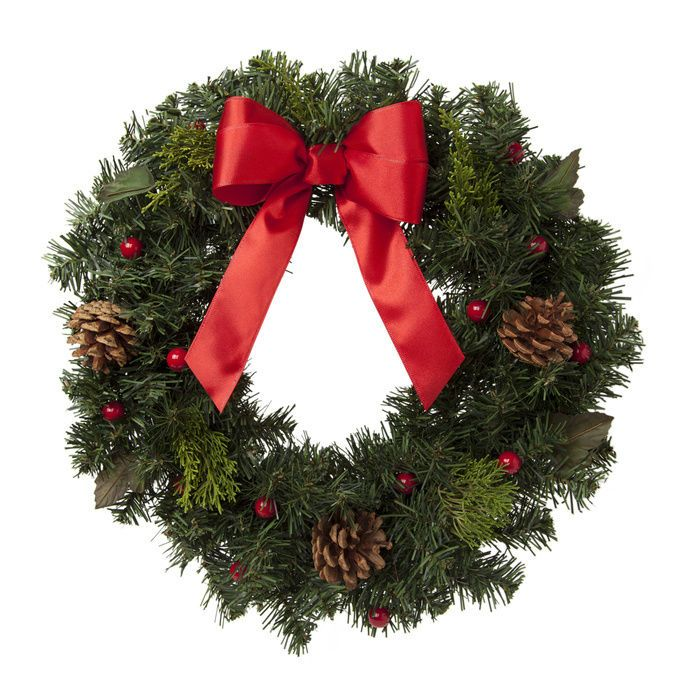 Image Result For Christmas Wreath Christmas Pinterest