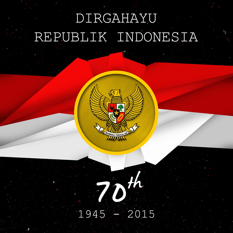 Dirgahayu Republik Indonesia ke70 Tahun