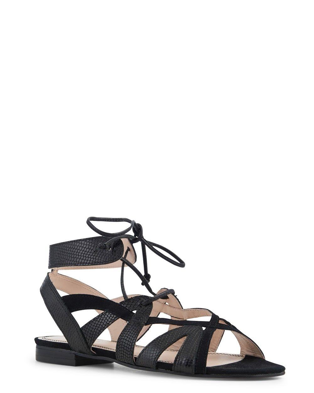 Imprimé Chaussures Noires Femmes Seulement Xs1WWY