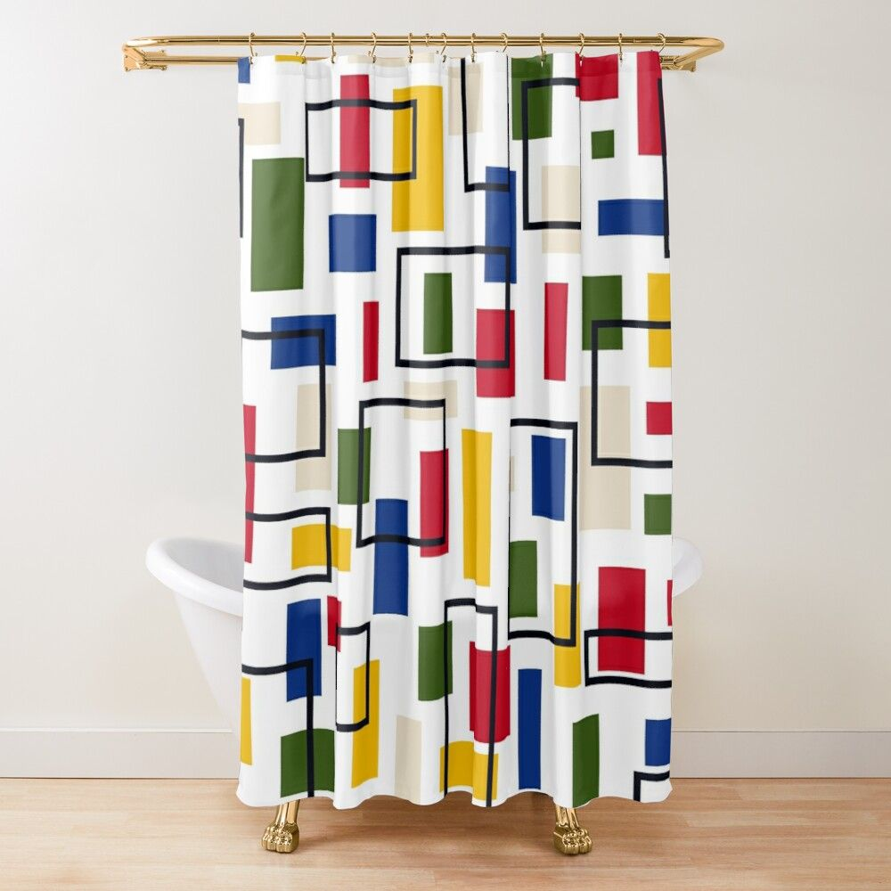 Pin On Bathroom Shower Curtains Bath Mats And Towels