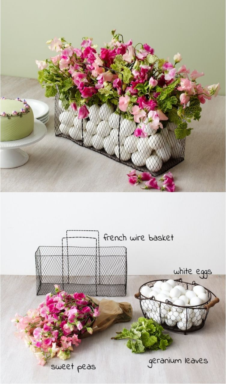 18 diy easter centerpieces to adorn your table spring