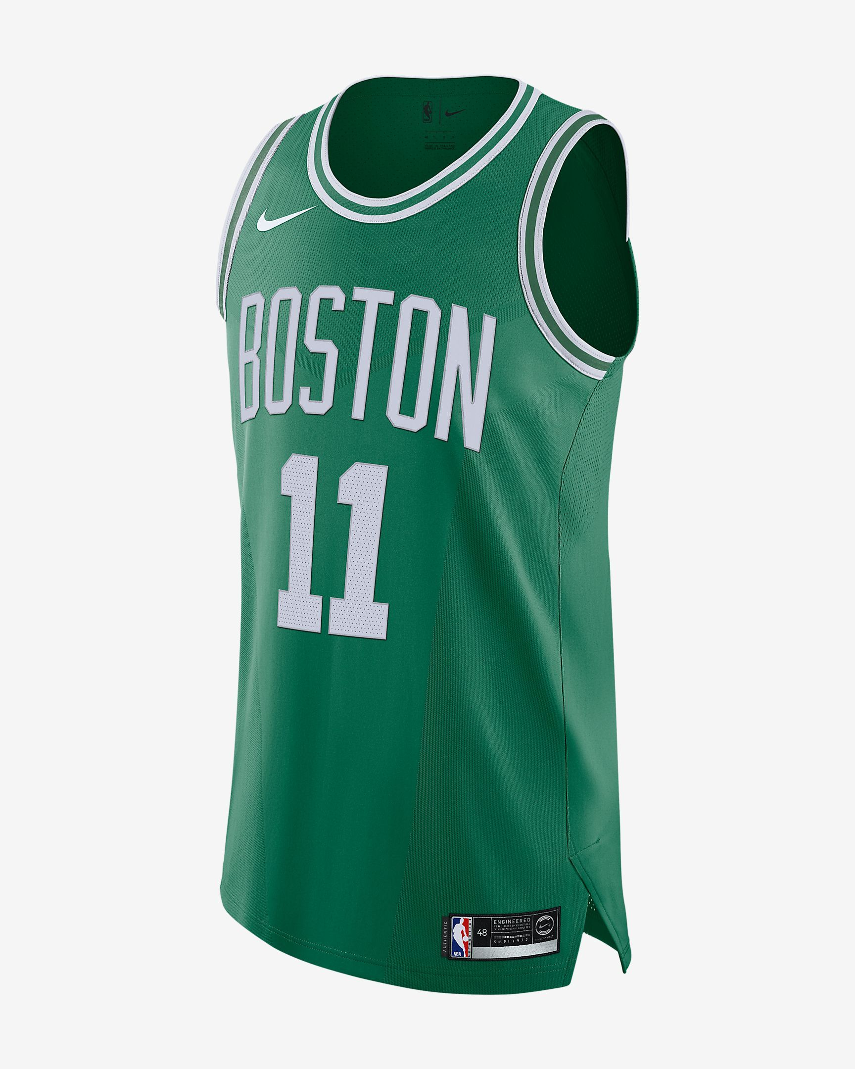 reputable site b301d 3b1cc Kyrie Irving Icon Edition Authentic Jersey (Boston Celtics ...