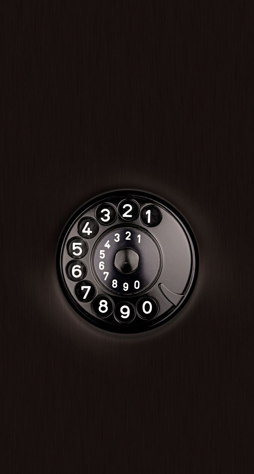 Black And White Phone Dial Samsung Wallpaper Cellphone Wallpaper Android Wallpaper