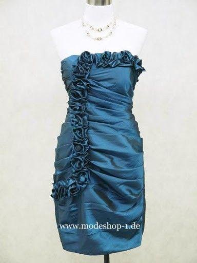 Abendkleid Cocktail Kleid Accra in Blau   Damenmode 2018: Alle ...