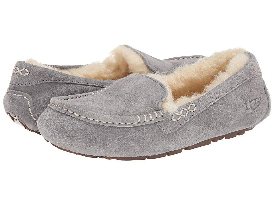bfb2366c206 UGG Ansley (Light Grey) Women's Slippers. Please keep in mind that ...