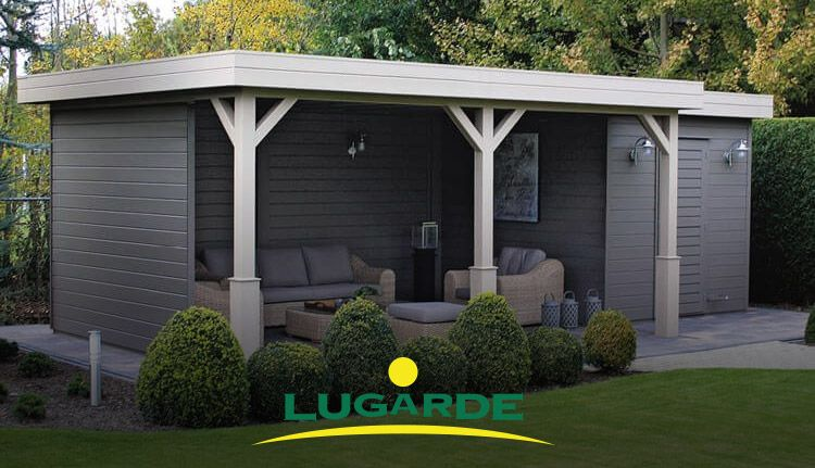 Lugarde | Summer houses, log cabins and gazebos of top quality!