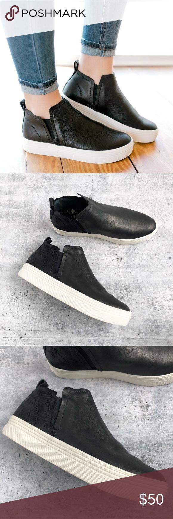 New Dolce Vita Tate Platform Sneakers